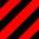 czarny-czerwony